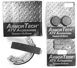 ARMORTECH AXLE BOOTS